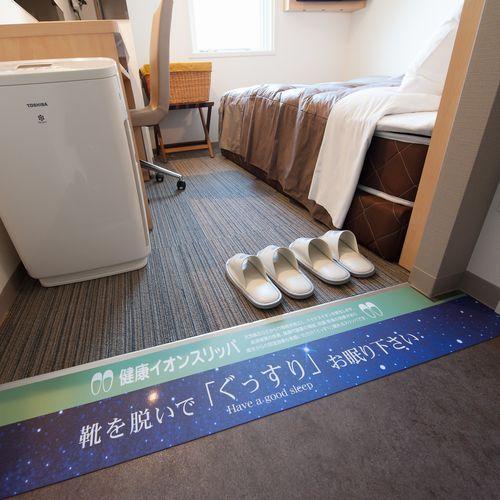 客室入口 スーパーホテル東京・大塚