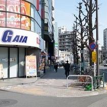 店舗周辺 スーパーホテル東京・大塚