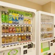 自動販売機 スーパーホテル東京・大塚