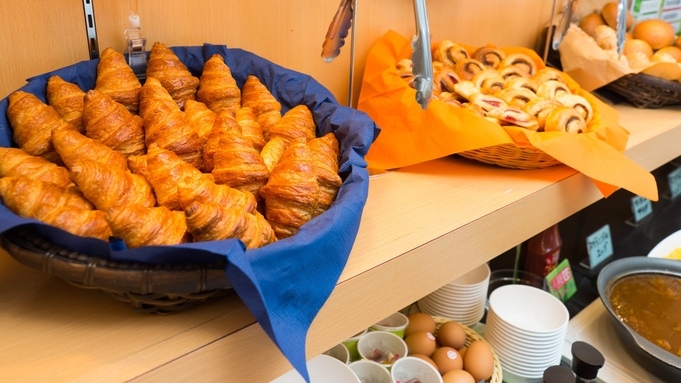 【エコ連泊】清掃なしで更にお得!事前決済5連泊プラン【返金不可】■焼き立てパン朝食無料