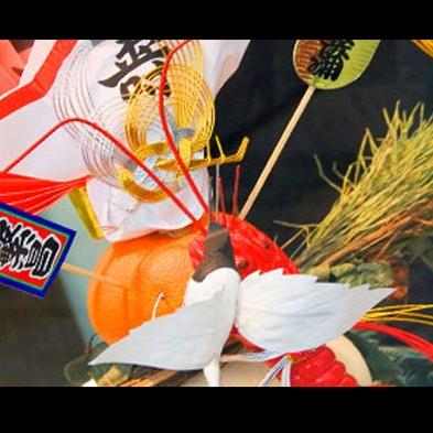 12/31〜1/2限定【謹賀新年】年末年始は名湯百選のあわら天然温泉で♪焼きアワビ付き☆