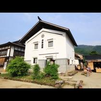 茅葺の古民家で田舎体験