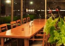 ネット・Wi-Fi環境整ったビジネスコーナー