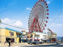 チャチャタウン小倉 当ホテルより車で7分。映画館、観覧車もある複合施設です。