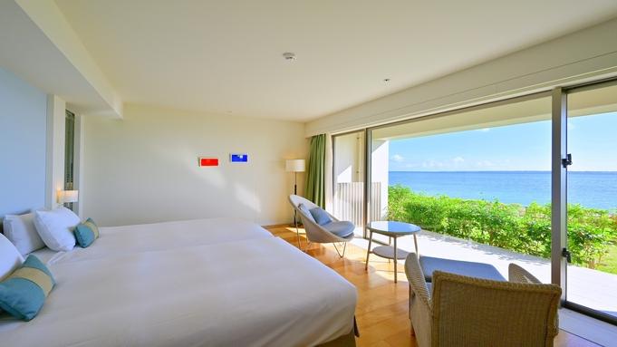 【新棟・Ocean Garden】ビューバスコンフォート 〜波の音、海風を感じて〜 [朝食付]