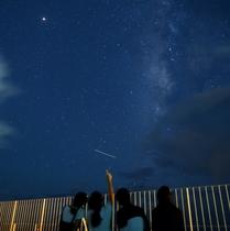 しゃにしゃに星空ツアー風景