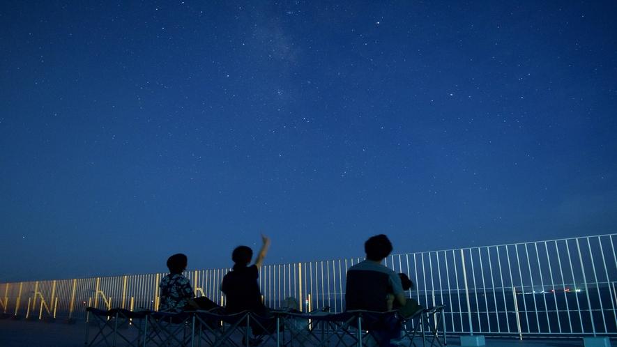 しゃにしゃに星空ツアー