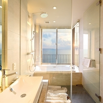 新棟『Ocean Garden』風 バスルーム