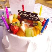 石垣島でとっておきの記念日★Happy Birthday♪
