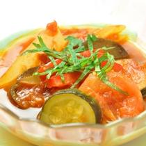 新鮮夏野菜のラタトゥイユ(料理一例)