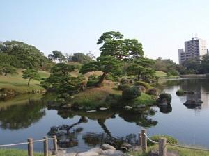 水前寺成趣園(2)