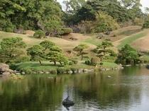 水前寺成趣園①