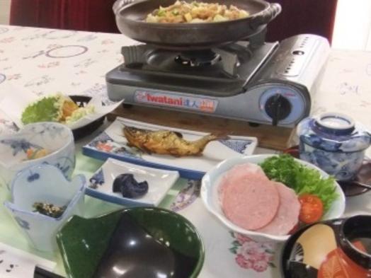 【秋得】◆2食付プラン◆鶏ちゃん・川魚・旬野菜を食すプラン♪(紅葉)!!