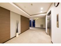 7Fエレベーターホール