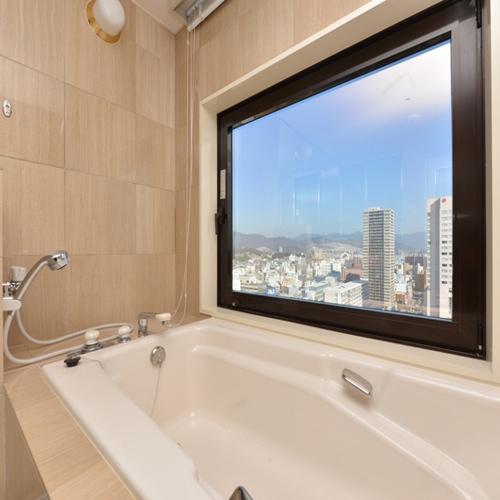グランヴィア ジュニアスイート【55平米】バスルーム一例