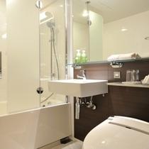 スタンダードツイン【26平米】バスルーム一例