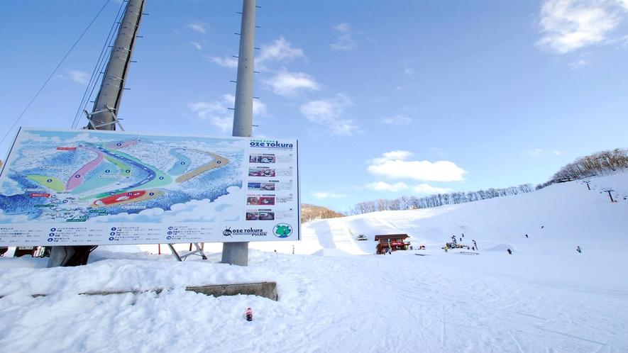 *スノーパーク尾瀬戸倉スキー場/スキーヤーよりもボーダー比率高め♪
