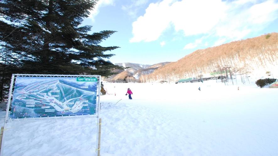 *ホワイトワールド尾瀬岩鞍スキー場/関東最大級のビッグゲレンデ!良質な粉雪と多彩な16コースあり♪