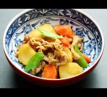 地元の食材を使った和朝食をご用意いたします。*