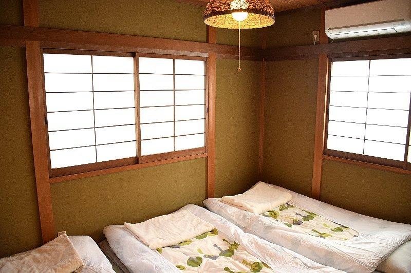 2階の和室部屋です。