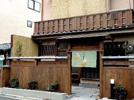 京都東山の一棟貸切のお宿