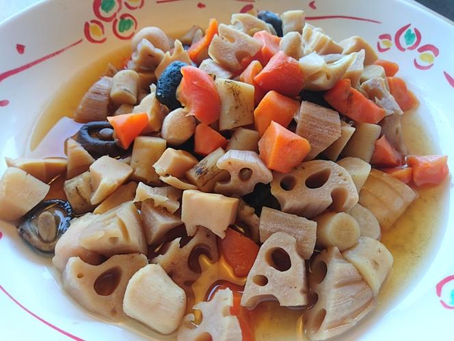【ディナーメニュー】~煮物~和食メニューもあります☆