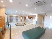 【ロビー・フロント】~ホテル1階~