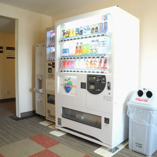 4F8F飲料自販機