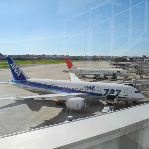 【福岡空港  ホテルより車で約21分】