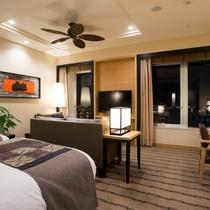 52㎡ 客室最上階13階グランスイート 一例