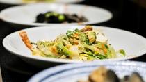 沖縄料理の定番「ゴーヤチャンプルー」