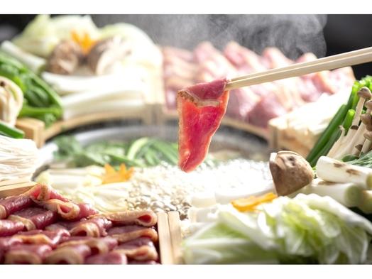 【お鍋好き】ブランド鴨の出汁が決めて≪大阪もん河内鴨鍋≫日帰り温泉プラン☆