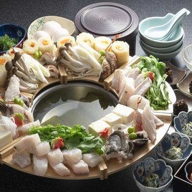 【秋・冬季限定】幻の高級魚クエを食す!大阪のほっこり宿で「クエ鍋プラン」!