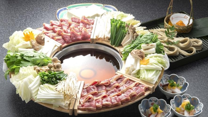 河内鴨鍋:河内ブランド鶏