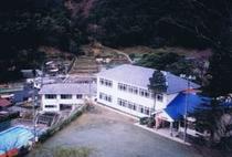 改装前校舎