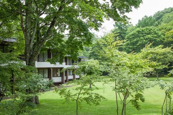 ホテル表庭