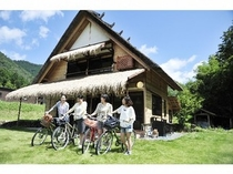 レンタサイクル KAYA Villa