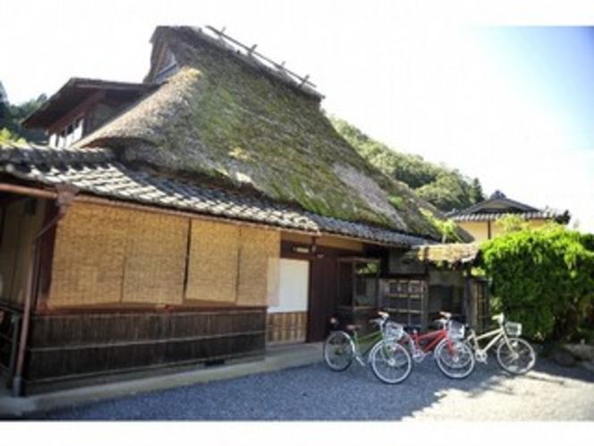 レンタサイクル 本館Hanabusa