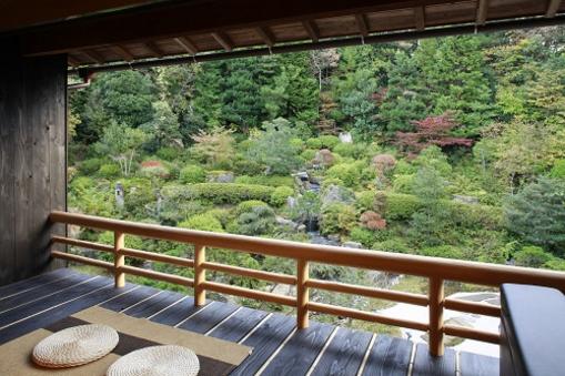 【癒しの宿】庭園を望む和室タイプ(8〜10畳)禁煙※バス無し