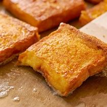 朝食-フレンチトースト