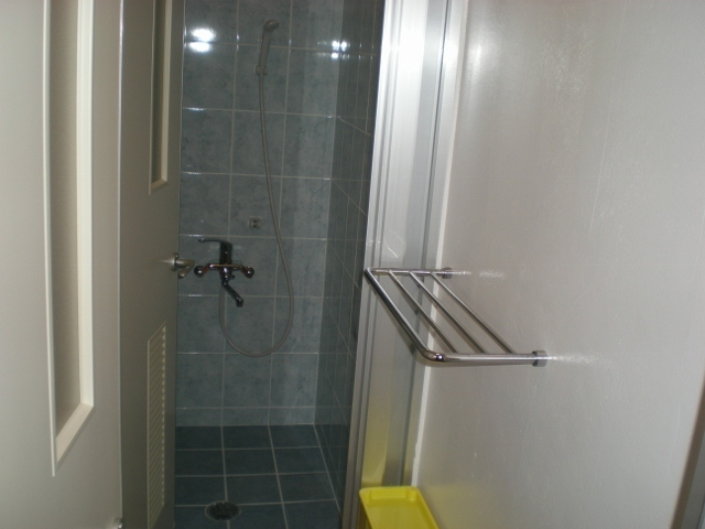 シャワー3ケ所