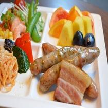 ■朝食(ビュッフェ)洋食