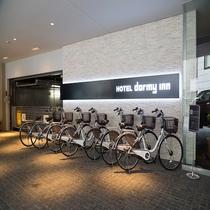 ■レンタル自転車