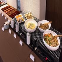 ■朝食(ビュッフェ)和食 コーナー