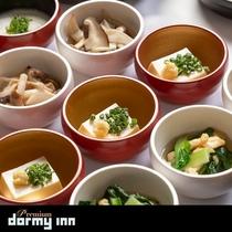 ◆味めぐり小鉢横丁(イメージ)
