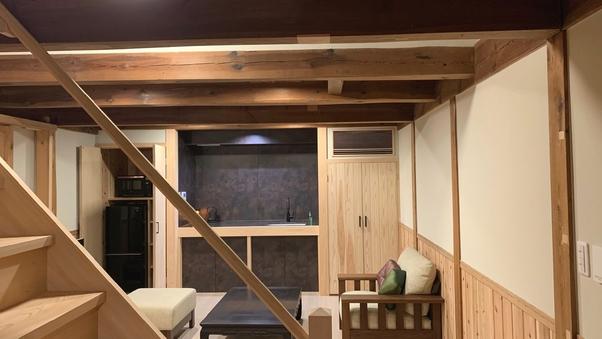 (E)桶辰の蔵◆メゾネット(1階洋室+2階和洋室)69平米