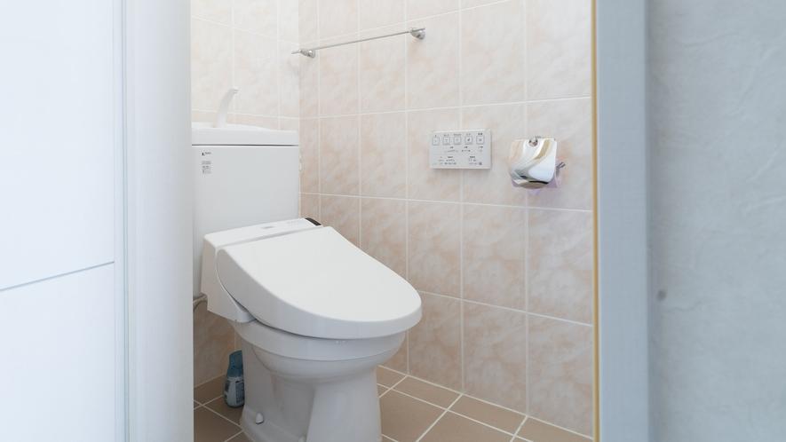 *【部屋/クレタ】バス・トイレはセパレートです。