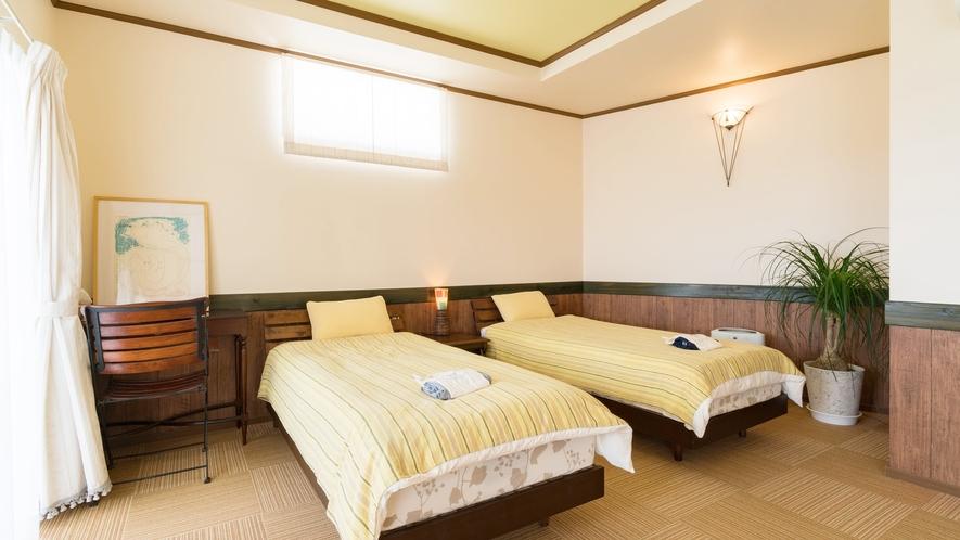 *【部屋/バレンシア】広々とした空間で心地よい滞在を。