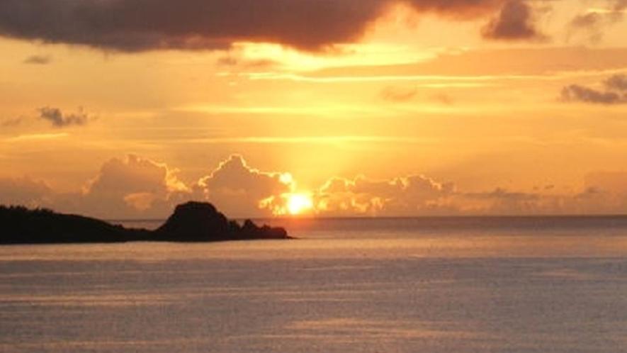 *【風景】夕陽