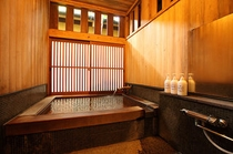 G客室風呂
